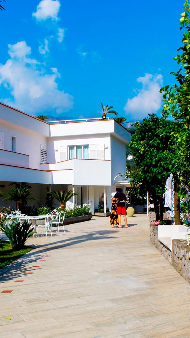B&B Villa Graziosa Vico Equense