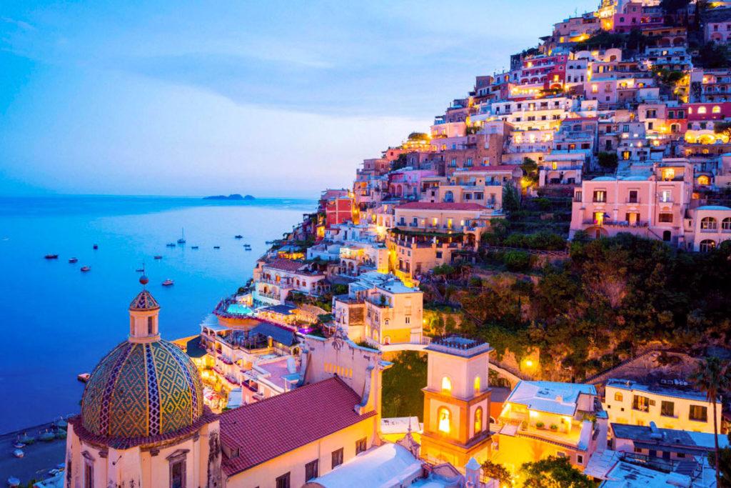 positano amalfi coast experience tour